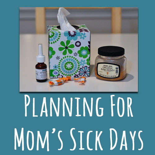 mom's sick days