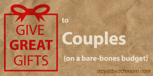 give great gifts to couples