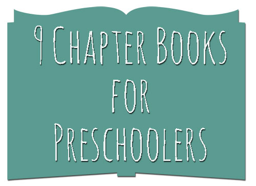great chapter books for kids